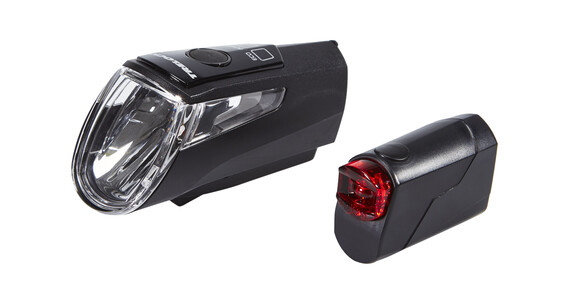 Trelock LS 460 I-GO POWER+LS 720 - Set de lampes - noir